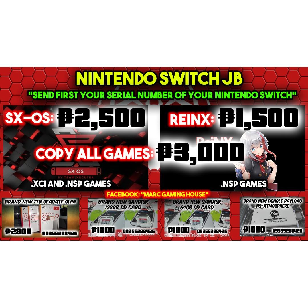 🔥NINTENDO SWITCH JAY-B SERVICE🔥 on Carousell