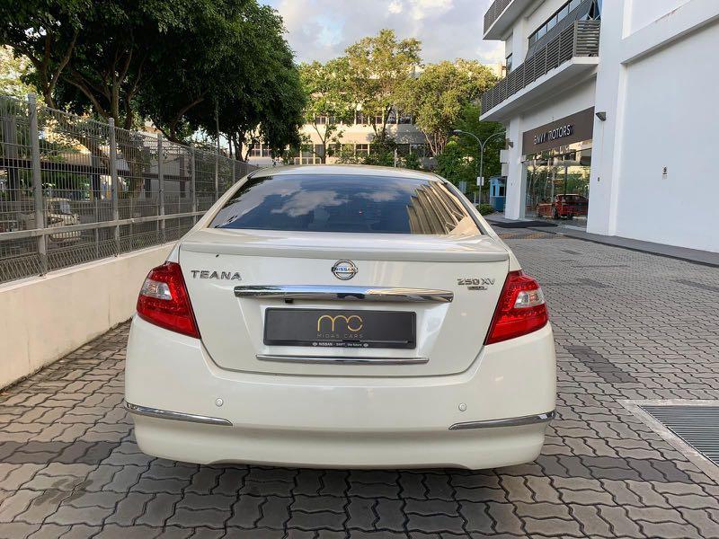 Nissan Teana 2.5 Auto