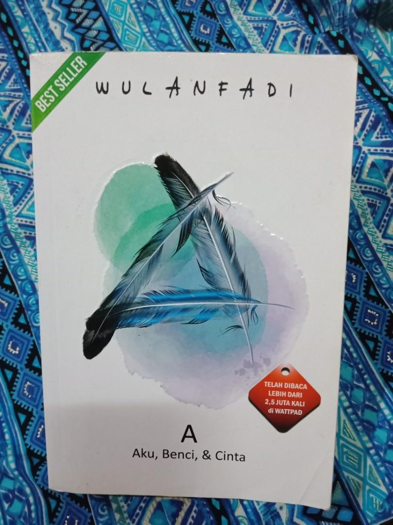 Novel A&R (wulanfadi)
