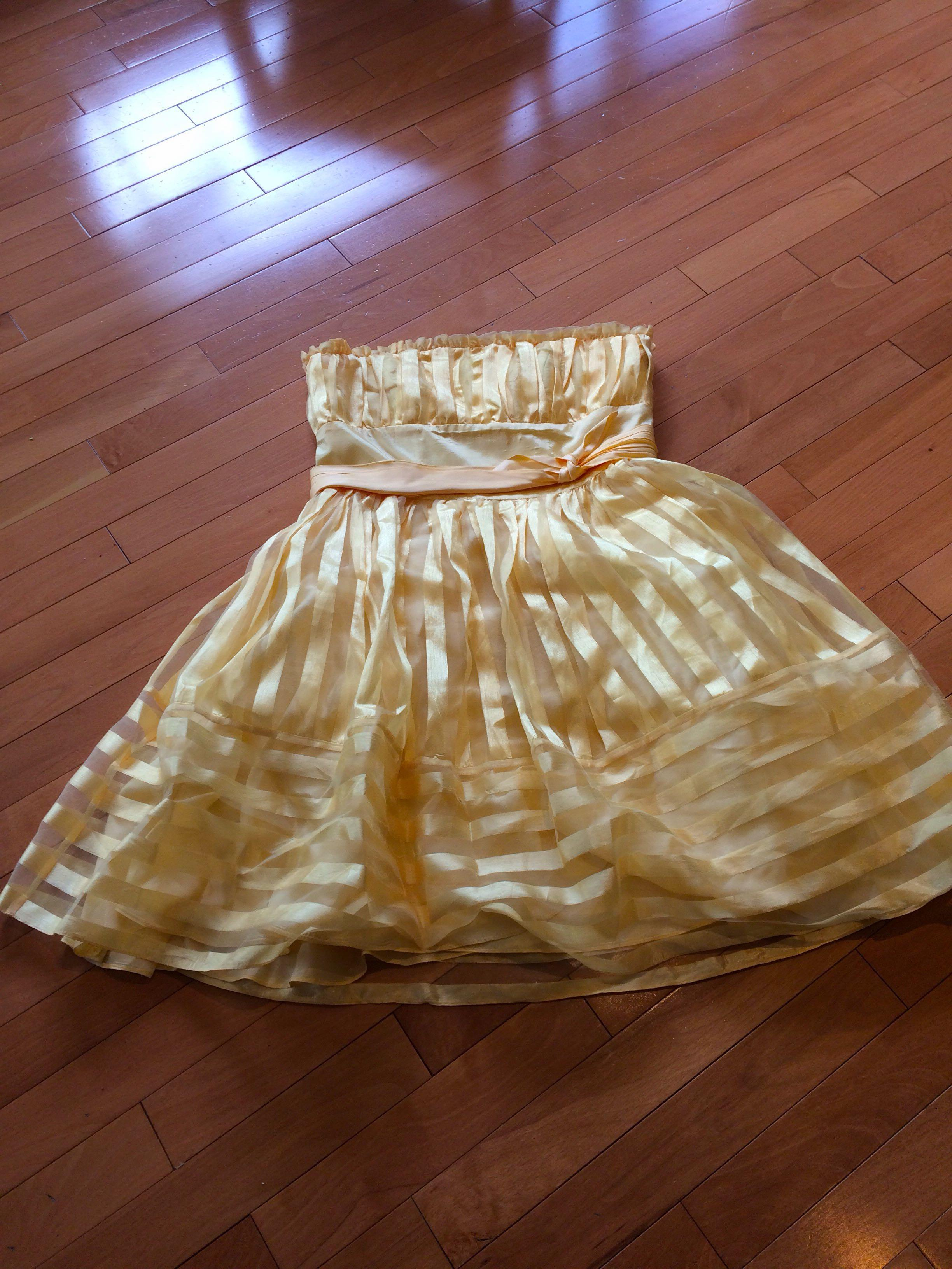 Original Betsey Johnson size 6, tea cup party dress