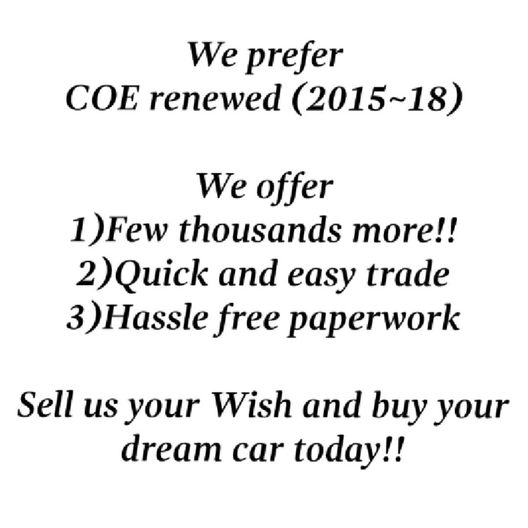 Sell us your old car and buy a new car!!! (Buy Car)