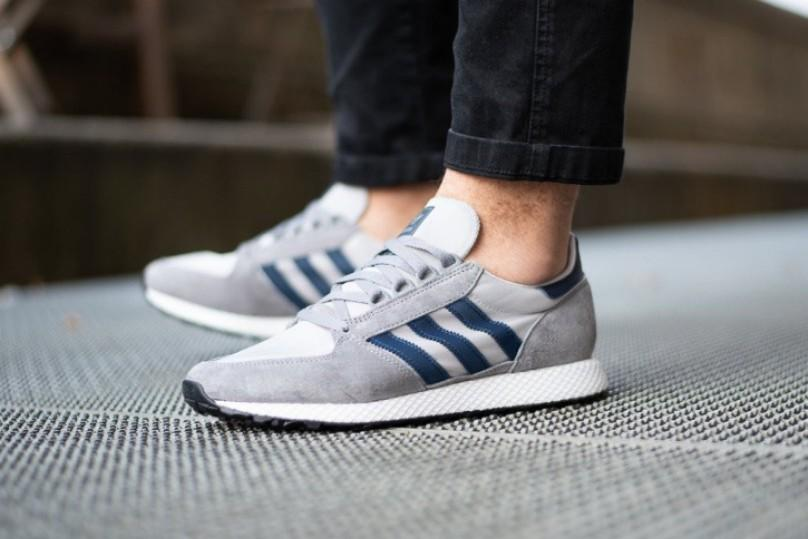 STEAL!!) Adidas Forest Grove W White