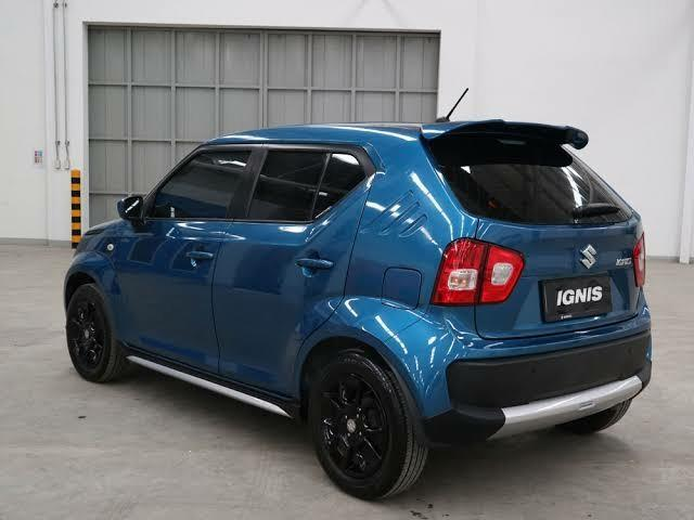 Suzuki Ignis GX Promo Diskon