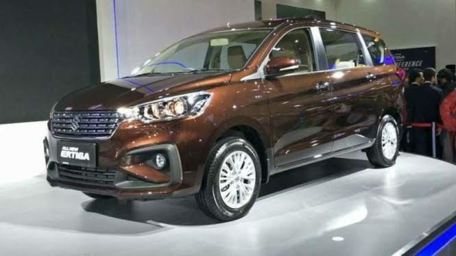 Suzuki New Ertiga Promo Diskon Lebaran