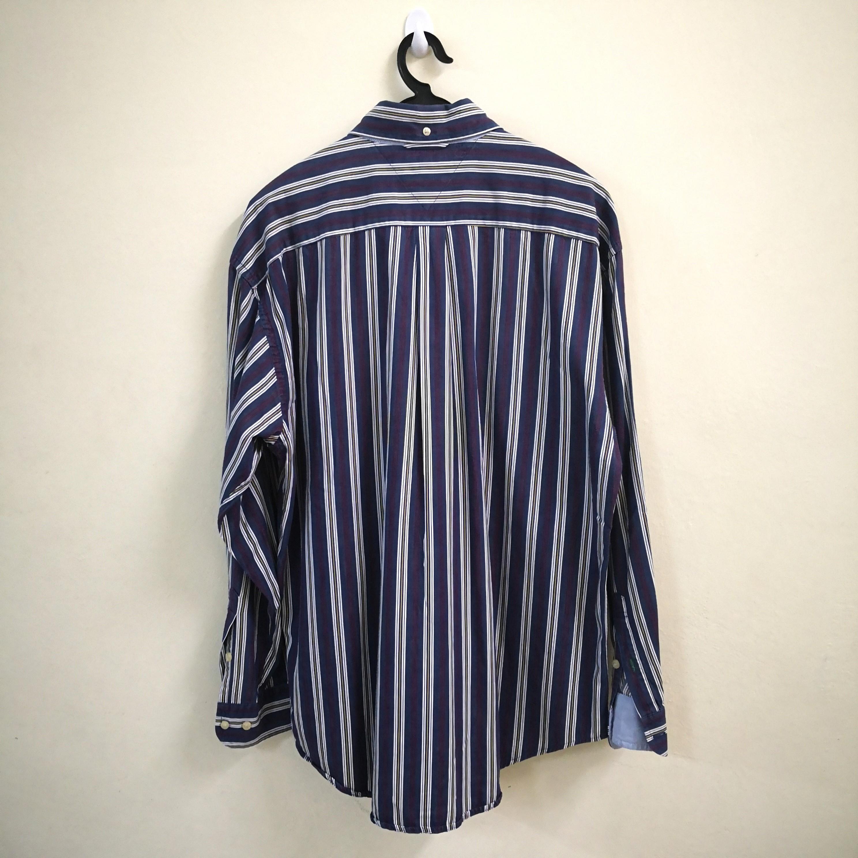 Tommt Hilfiger Stripe Shirt