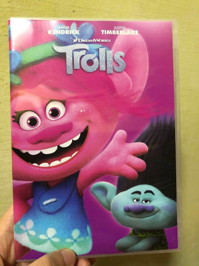 Trolls Dvd Music Media Cds Dvds Other Media On Carousell Great savings & free delivery / collection on many items. trolls dvd