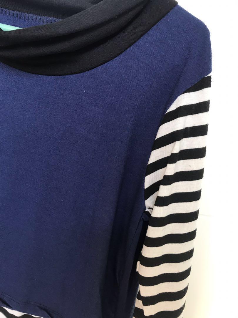 Tunic / tunik / mini dress