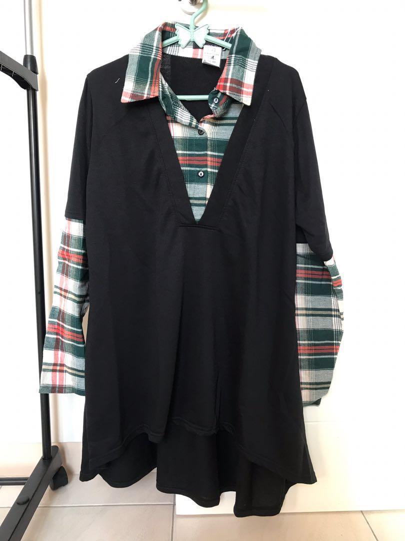 Tunic / tunik / mini dress / atasan