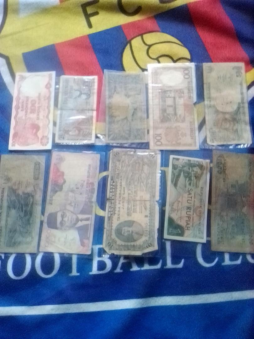 Uang Lama Borongan
