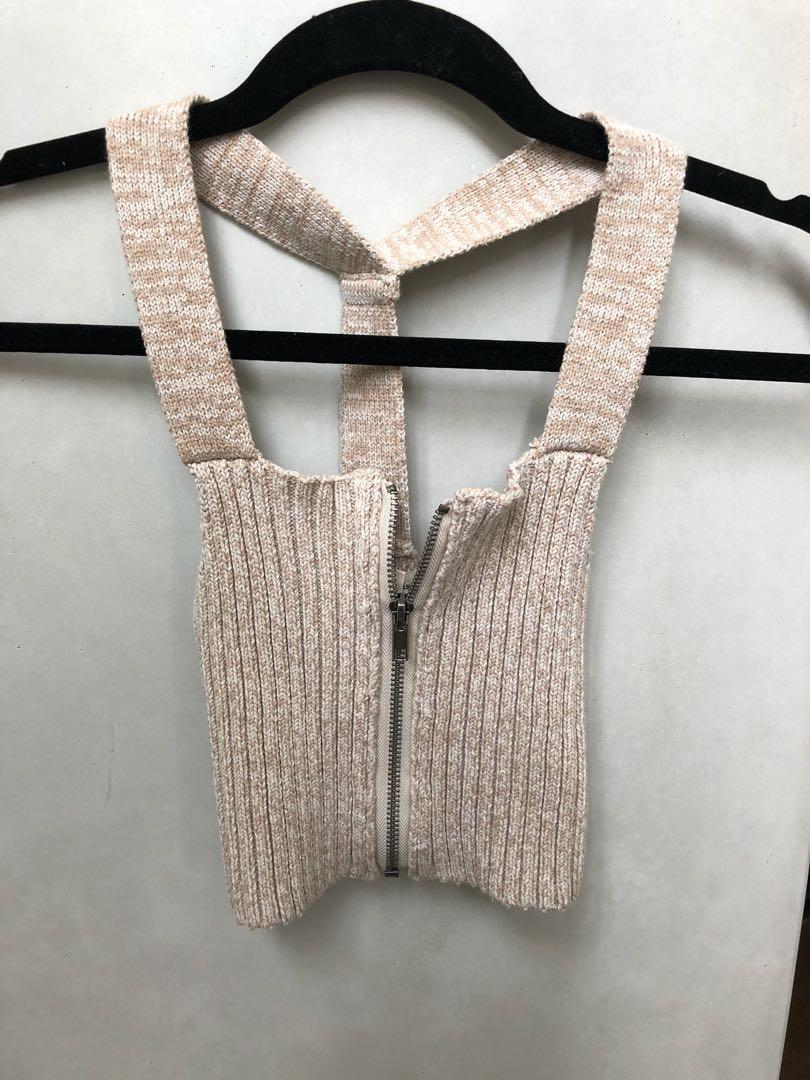 Urban Outfitters Knit Crop Top
