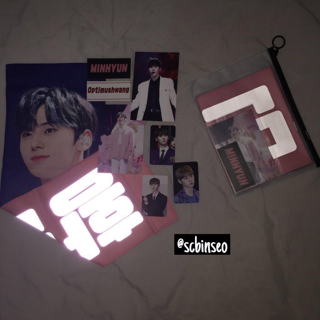 [WTS] Minhyun slogan from @learntolove_mh