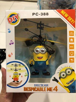 🚚 Infrared induction floating minion