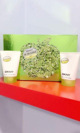 DKNY Be Delicious Lotion & Shampoo