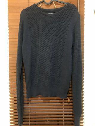 #mauvivo Sweater The Executive