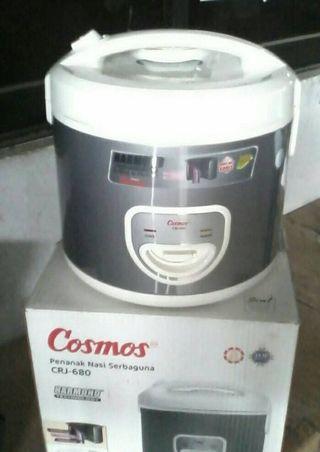 Cosmos Rice Cooker CRJ-680 Harmond