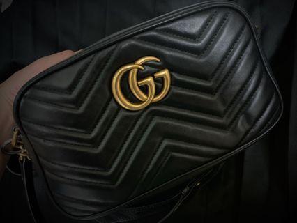 🚚 Gucci Mormont 24cm 相機包