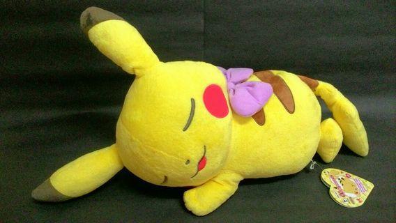 Pokemon Pikachu Big Plush Doll