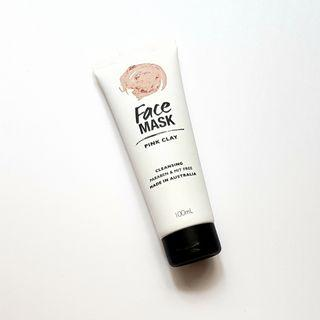 Cleansing Pink Clay Face Mask
