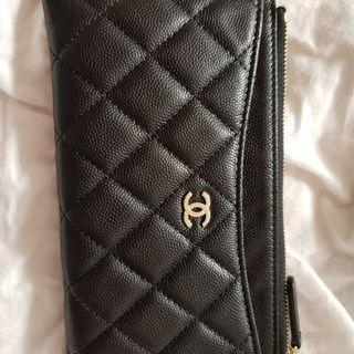 Chanel Long  Wallet