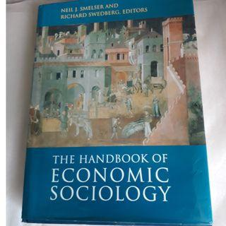 The Handbook of Economic Sociology. 1994