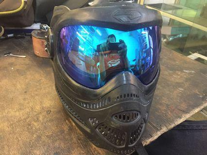 Paintball mask proto Double lens