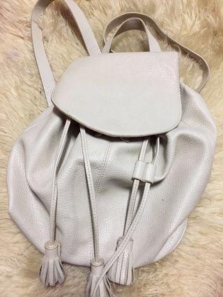Zara backpack #mauthr