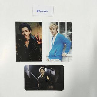 B.A.P BAP Jongup Korean Photocards