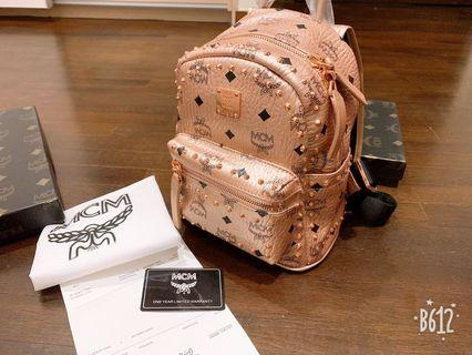 🚚 MCM small Backpack