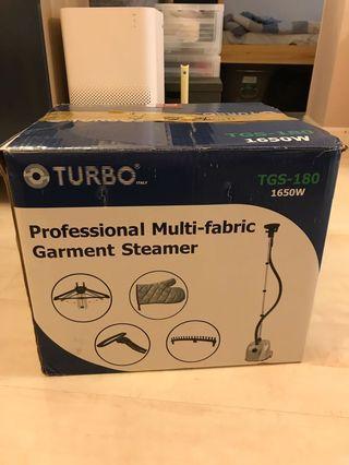 Turbo 直立式蒸氣熨斗