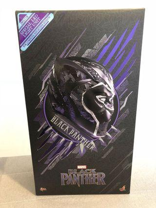 Hottoys Black Panther 黑豹 2.0 淨 紙盒 配件 拆散賣