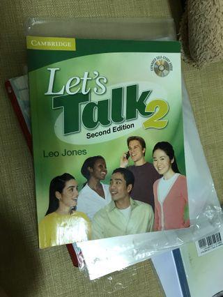🚚 Let's talk2 附CD