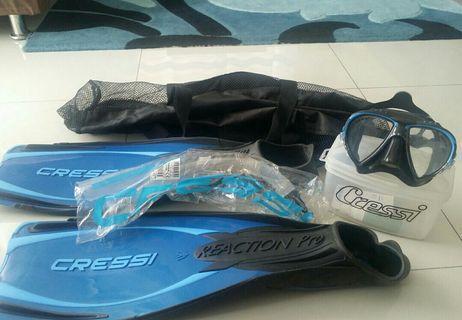 Cressi Diving Accessories