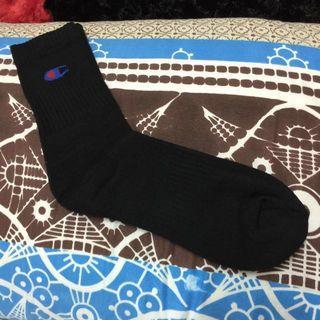 全新 champion 黑色長襪