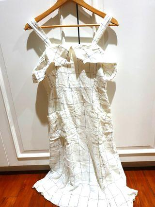 For sale : Mango Sexy Dress Casual White