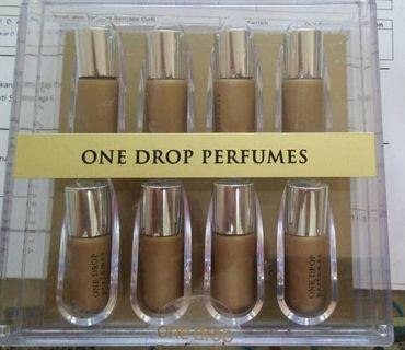 One Drop Perfumes Gold Edition Set