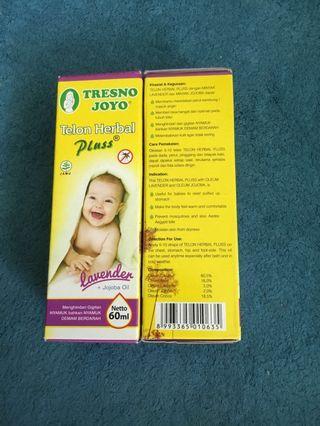 Telon herbal pluss (lavender+jojoba oil) 60ml