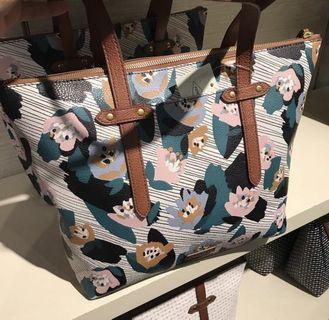 Fossil felicity tote
