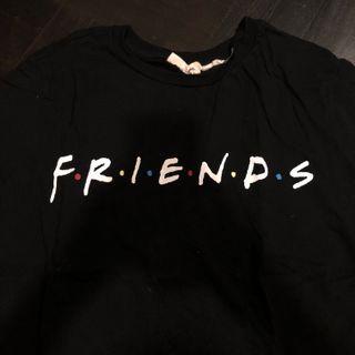 h&m FRIENDS top
