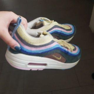 NIKE SEAN WOTHERSPOONS x AIRMAX SHOE