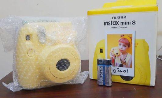 Fujifilm Instax Mini 8 #mauthr