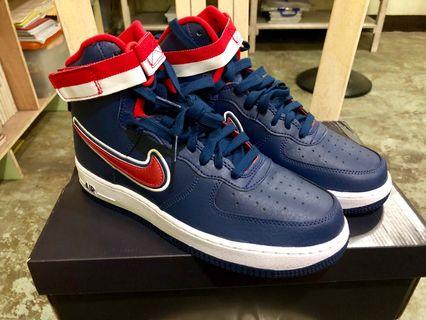 quality design 20b1c 6e61f Nike Air Force High 1  07 LV8 Sport