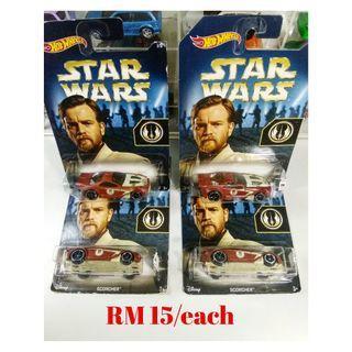Hot Wheels Star Wars Scorcher