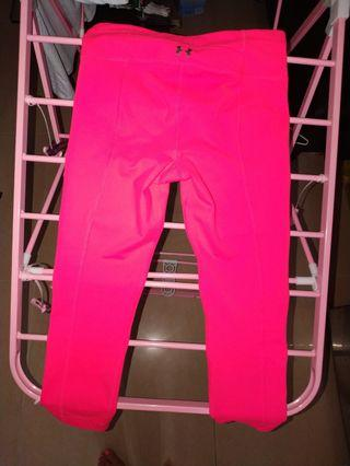 Under armour work out pants