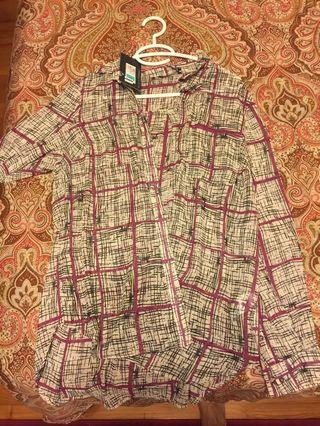 M&S blouse