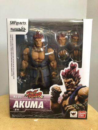 SHFiguarts Street Fighter Akuma
