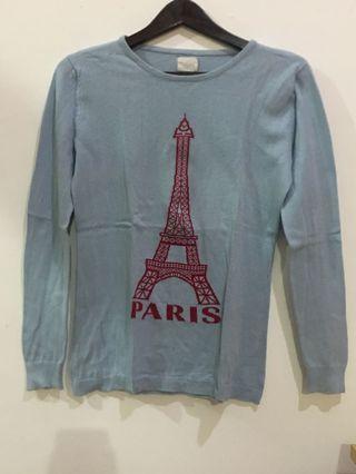 Paris sweter
