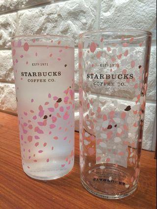 🚚 現貨 韓國星巴克變色玻璃杯