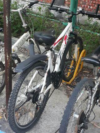 26吋變速自行車