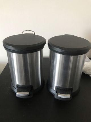 5L garbage cans