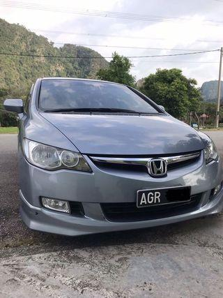 Honda Civic 2008 1.8
